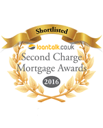 Loan Talk Second Charge Mortgage Awards 2016 shortlisted nominee
